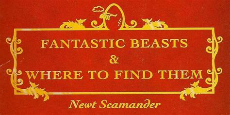 Where Do Find Some New Fantastic Beasts Editions Contain Collector Worthy Misprint