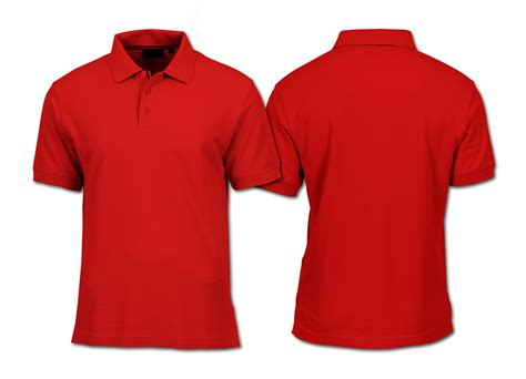 Tshirt Terbarupolo Shirtbajukaos Kerah polo shirt template psd studio design gallery best design