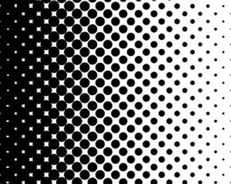 dot pattern on glass halftone gradient border on glass overlays pmz materials