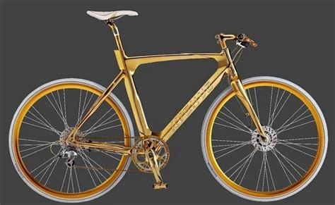 Hey Bicycles Award Winning Scandinavian Gold S Bike By Brand Avenue Going For Gold