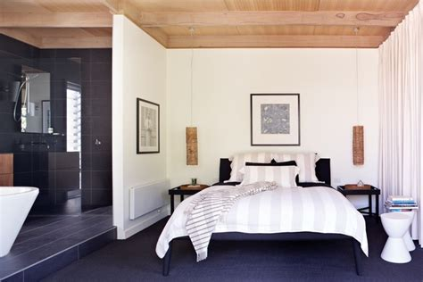 build an ensuite in my bedroom the pavilion houses a quietly generous bedroom and ensuite image rhiannon slatter