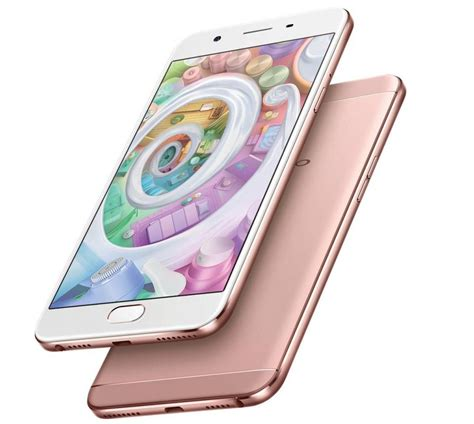 oppo f1s rosegold oppo f1s gold limited edition with 4gb ram launched