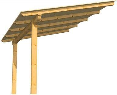 disegno tettoia in legno pergomob estructuras de madera en kit porches pergolas