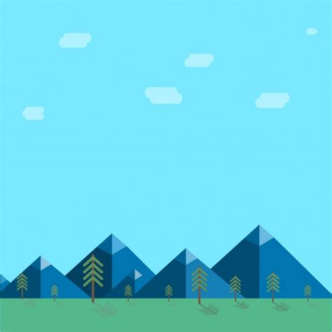 background pattern mountain mountain background vector free download