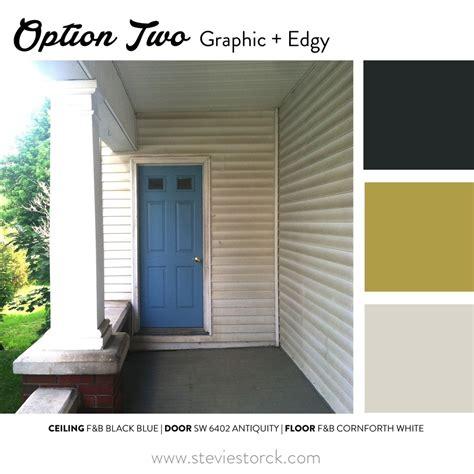 modern colour schemes front porch exterior paint color inspiration stevie