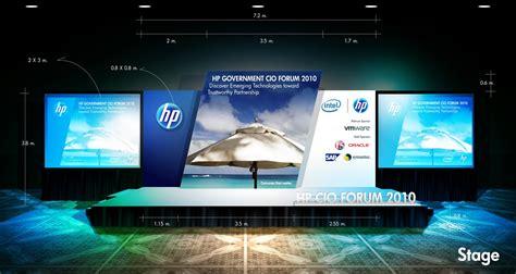 event design ppt event design hp cio forum neutralart graphic design