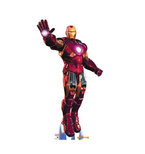 oct marvel contest champions iron man life size