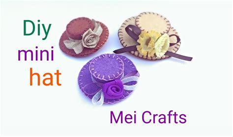 how to make a mini diy how to make a mini hat