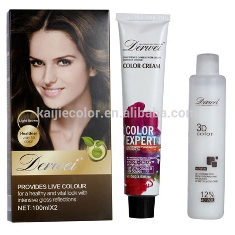professional hair color products 100ml professional permanent salon hair color dye products