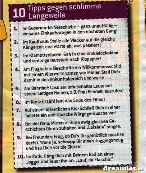 Bilder Langeweile by Gegen Langeweile Lustich De