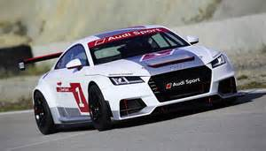 new 2014 car racing audi sport tt cup one make series announced for 2015 dtm