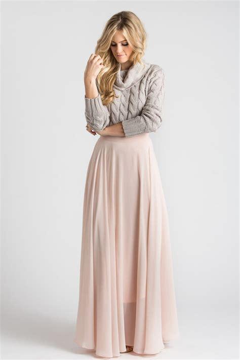 Maxi Channel Grey morning lavender cute skirts for women 10 jpg 800 215 1 200 pixels morning lavender