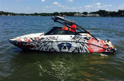 25 best ideas about boat wraps on pinterest wakeboard - Bowrider Boat Wraps