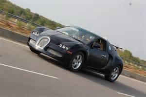 Bugatti Veyron Modified Maruti Suzuki Esteem Converted Into A Bugatti Veyron