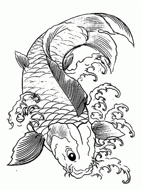 koi fish coloring book coloring book of koi fish for relaxation and stress relief for adults coloring books for grownups volume 73 books koi fish coloring pages coloring home