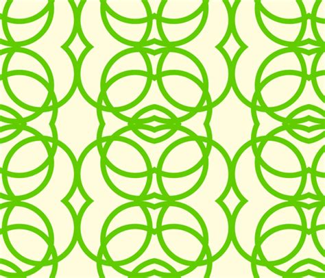 textile pattern design software for mac green apple circles fabric holli zollinger spoonflower
