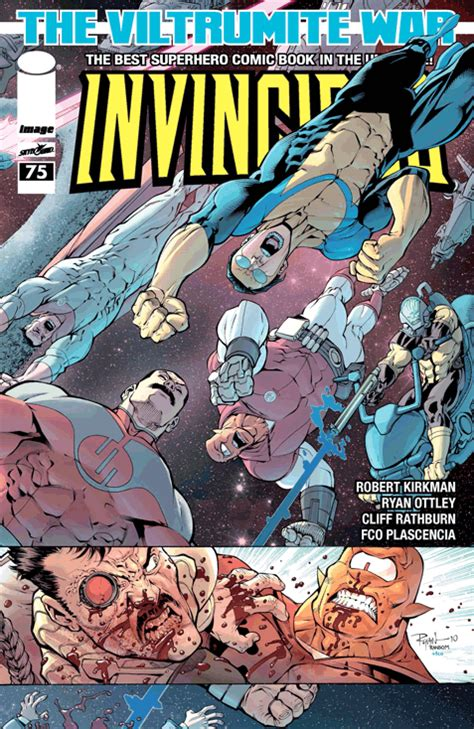 invincible ultimate collection volume 12 invincible 75 releases image comics