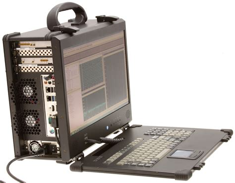 Computer Set Ups by Portable Systems Spectrum