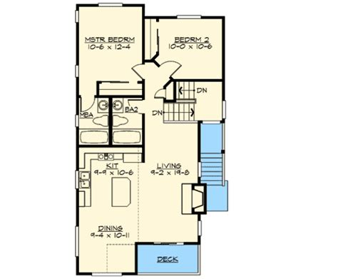 house plans by lot size house plans by lot size narrow lot modern house plans