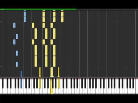 tutorial piano nirvana lithium nirvana easy piano tutorial in synthesia 100