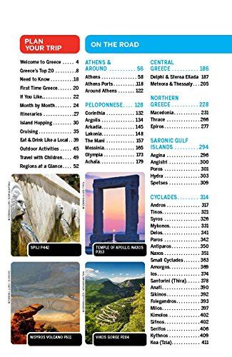 Lonely Planet Greece lonely planet greece travel guide for 19 00