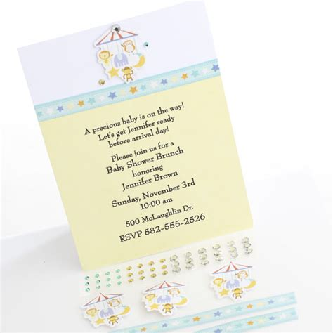 create your own baby shower invitations invitations and