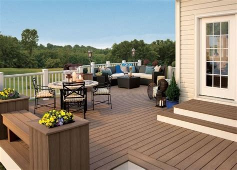 composite deck vs patios compare the pros cons and