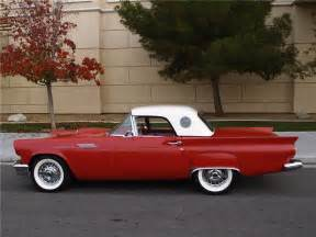 1957 ford thunderbird convertible 181726