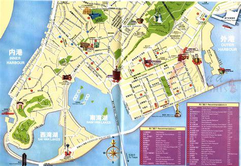 tourist map city maps stadskartor och turistkartor china japan etc