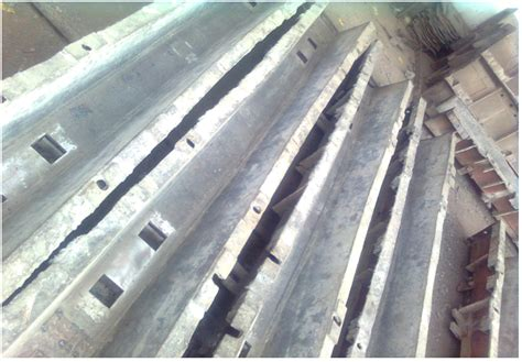 Concrete Sleeper Manufacturers by Prestressed Fibre Concrete Sleeper Karthick Subramani