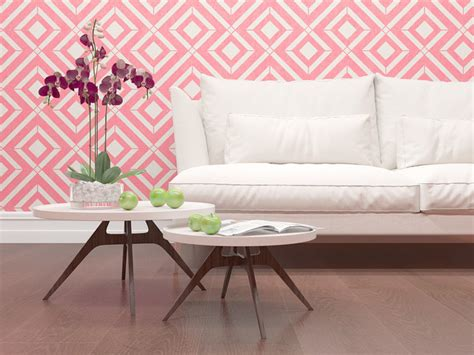 large wall stencils modern large geometric wall stencil reusable decor stencil