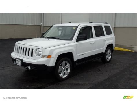 jeep white and black the gallery for gt white jeep patriot lifted