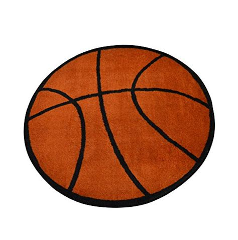 Basketball Area Rug Funky Sports Decor With Basketball Area Rugs