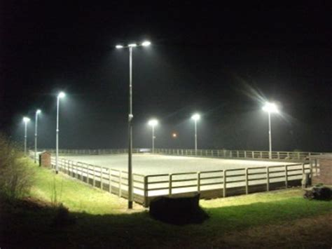 outdoor arena lighting jumping flash sports lighting