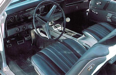 1968 impala interior 1968 chevrolet impala ss 2 door 20201