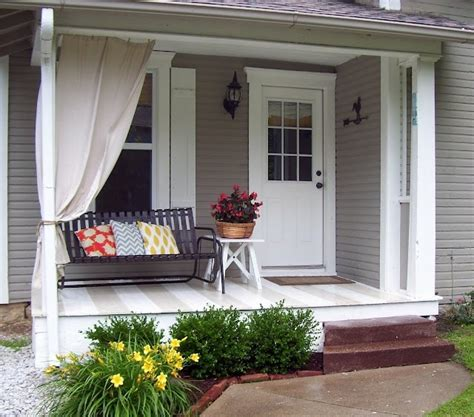 porch design 30 cool small front porch design ideas digsdigs