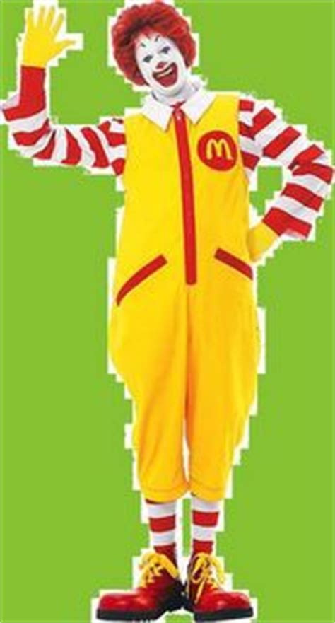 Ronald Mcdonald Hello read between the ps new ronald mcdonald