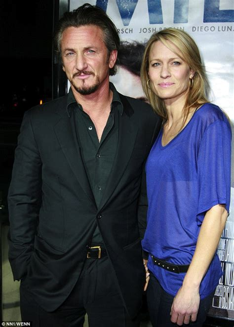 Actor Penn And Robin Wright Penn Divorce After 11 Years Of Marriage by I M A Robin Wright 47 Is Not Impressed At The