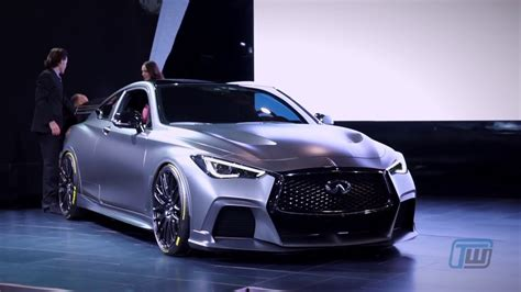 2020 Infiniti Q60 Black S by Infiniti Q60 Project Black S And Project 9 Unveiled At