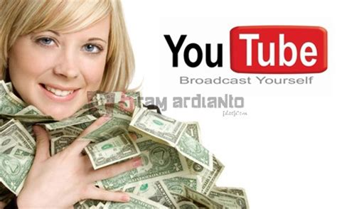 cara membuat youtube menghasilkan uang cara menghasilkan uang dari youtube bramardianto com