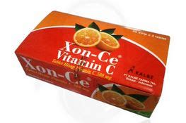 Xon Ce Vitamin C kalbe farma xon ce extends into rtd segment mini me insights