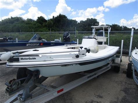 used sterling flats boats for sale 2005 sterling flats boat 17 flats for sale rockledge fl