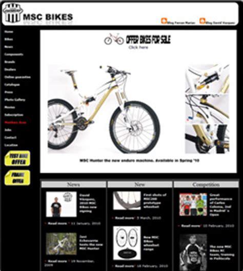 E Bike Hersteller Spanien by Msc Bikes Fahrradhersteller Marken Verzeichnis Liste