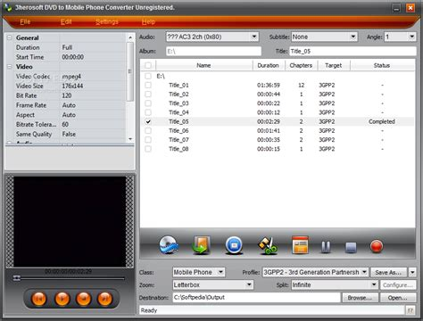 convert to mobile 3herosoft dvd to mobile phone suite