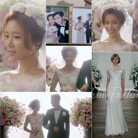 Wedding Dress Korean Drama by K Drama Wedding Dresses 10 Gorgeous Korean Wedding Looks