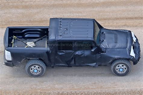 2019 jeep wrangler pickup truck new 2019 jeep wrangler jt pick up truck spotted by car