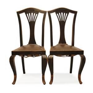 jugendstil stuhl sessel antik jugendstil f 228 cherlehne holz stuhl um 1920
