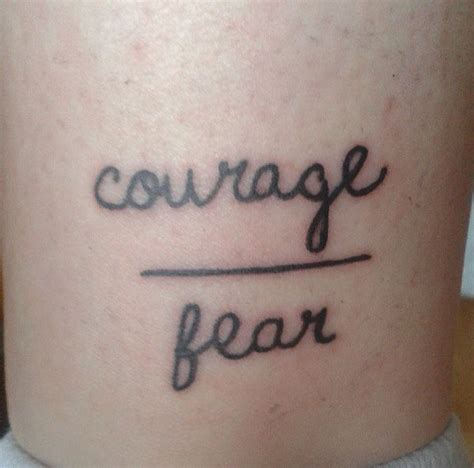 courage tattoo quotes tumblr courage quotes tattoos www imgkid com the image kid