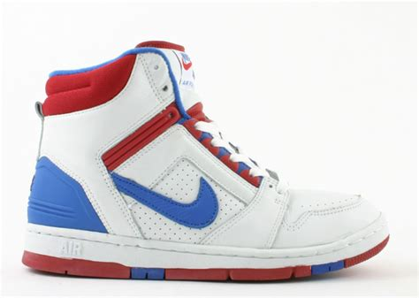 Air Force2 by Air 2 Nike 624006 142 White Royal Blue Varsity