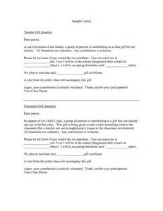 Parent Donation Letter Templates Letters Parents Sle Letters Gift Donation Dear Parent As An